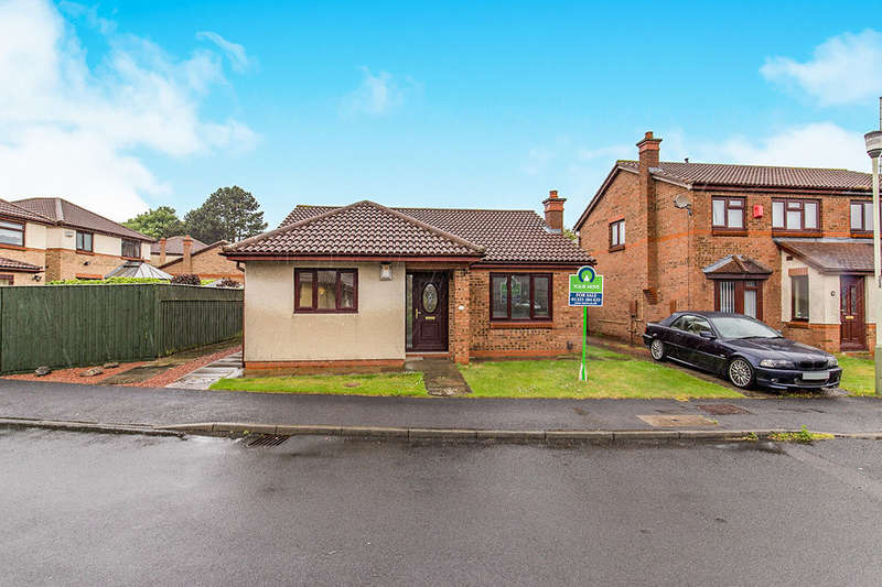 3 Bedrooms Detached Bungalow for sale in Westpark Drive, Darlington, DL3
