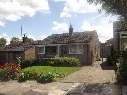 2 Bedrooms Bungalow for sale in St. Matthews Walk, Darley Abbey, Derby, Derbyshire