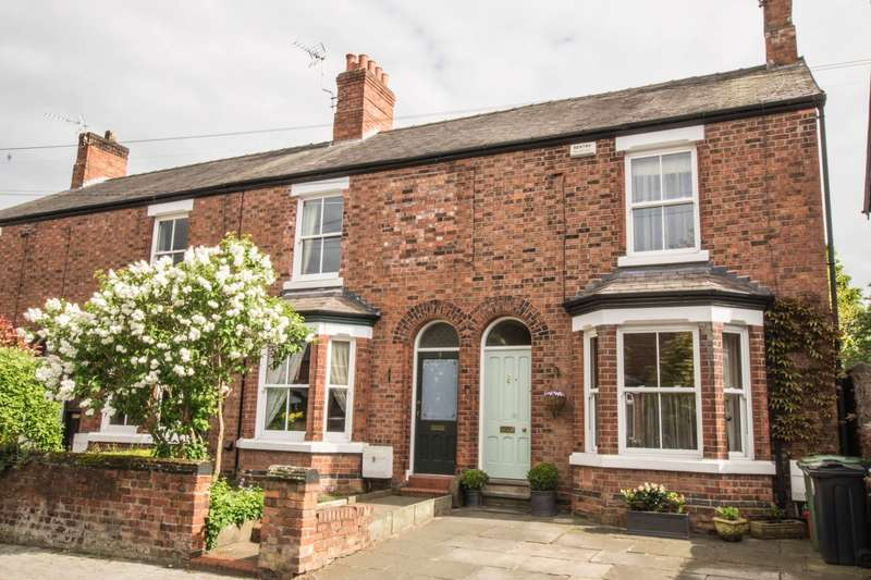 4 Bedrooms House for sale in 4 bedroom House End of Terrace in Northwich