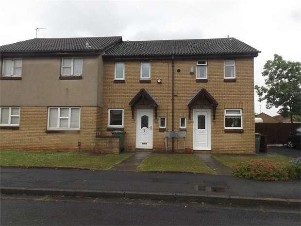 2 Bedrooms Terraced House for sale in Ganstead Way, Billingham, Durham