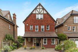 5 Bedrooms Detached House for sale in Higher Drive, Purley