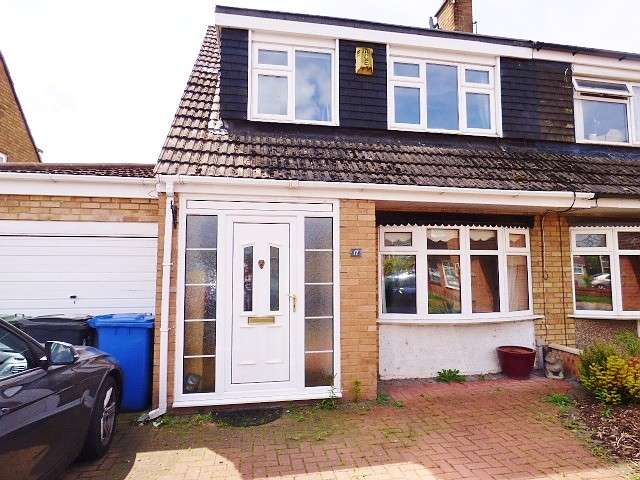 3 Bedrooms House for sale in Rhona Drive, Great Sankey, Warrington
