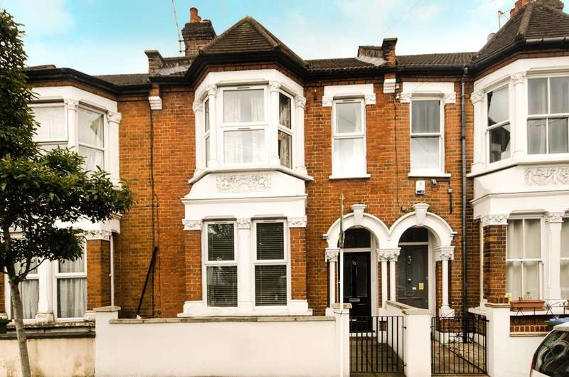 3 Bedrooms Terraced House for sale in Westerdale Road, Greenwich, SE10