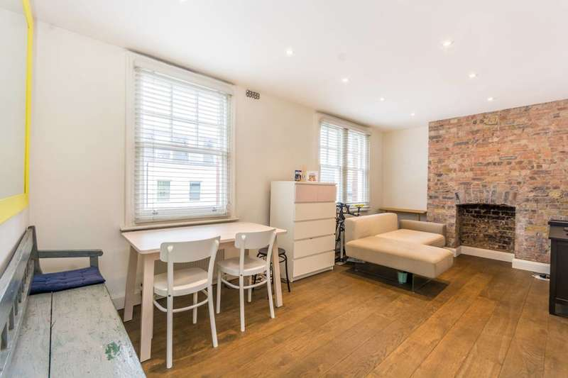 2 Bedrooms Flat for sale in Bell Street, Marylebone, NW1