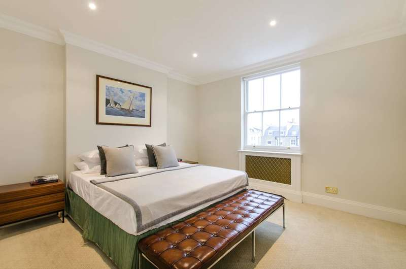 2 Bedrooms Flat for sale in Rutland Gate, Knightsbridge, SW7