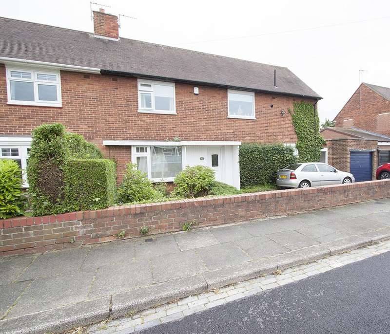 4 Bedrooms Semi Detached House for sale in Claremont Drive, Hartlepool TS26