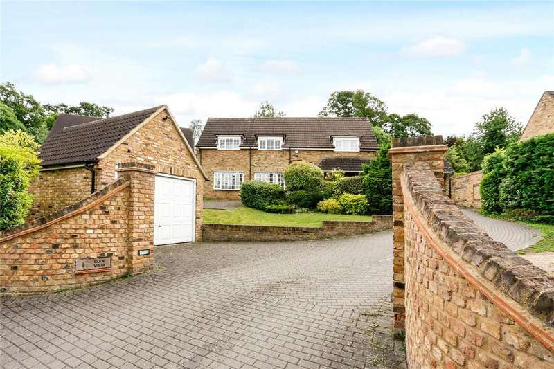 4 Bedrooms Detached House for sale in Bakers Wood, Denham, Uxbridge, Middlesex, UB9