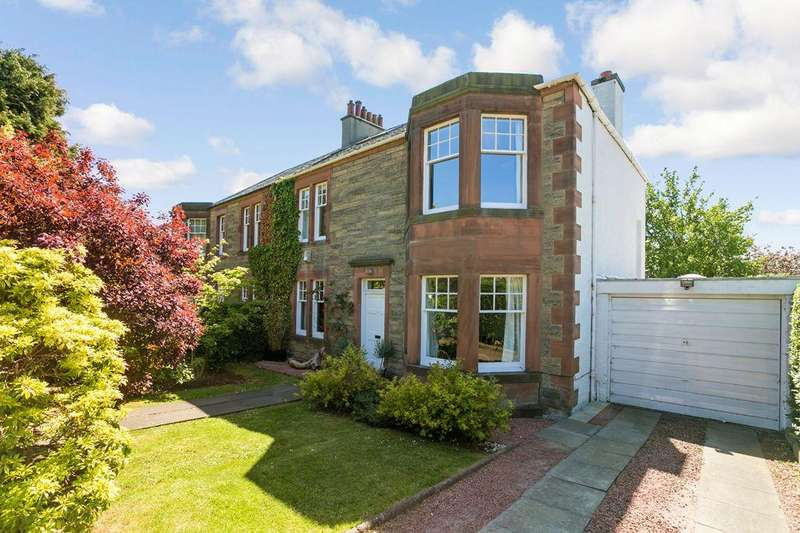 4 Bedrooms Semi Detached House for sale in 50 Gordon Road, Corstorphine, EH12 6LU