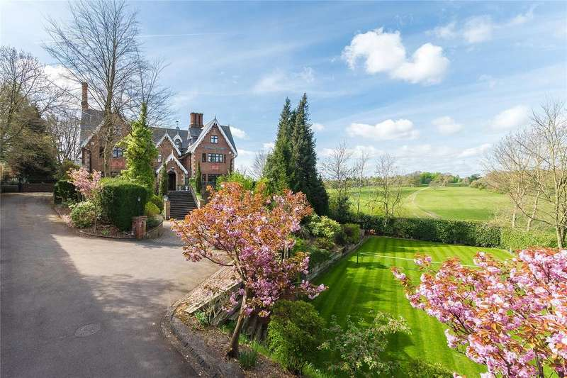 8 Bedrooms Detached House for sale in Main Drive, Gerrards Cross, Buckinghamshire