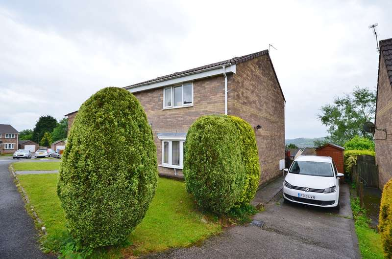 2 Bedrooms Semi Detached House for sale in Brynawel, Caerphilly, CF83