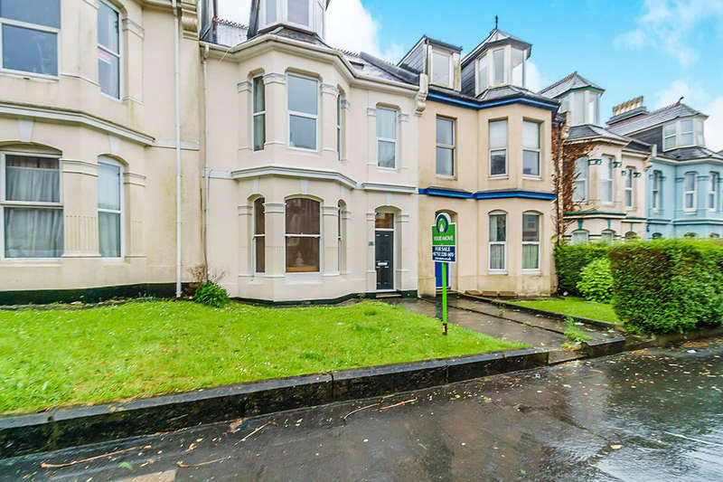 2 Bedrooms Flat for sale in Lipson Road, Plymouth, PL4