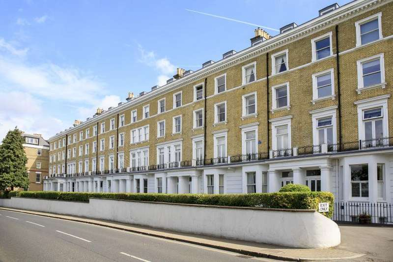 2 Bedrooms Flat for sale in Richmond Hill, Richmond