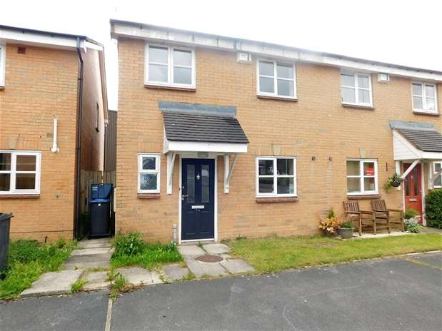 3 Bedrooms Semi Detached House for sale in Lime Tree Square, Shipley