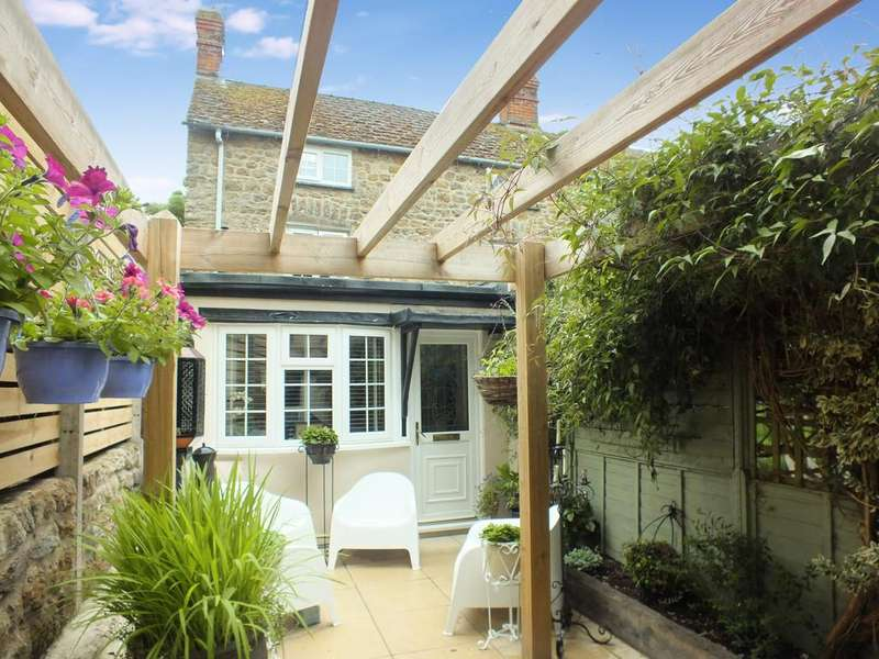 2 Bedrooms End Of Terrace House for sale in Faringdon