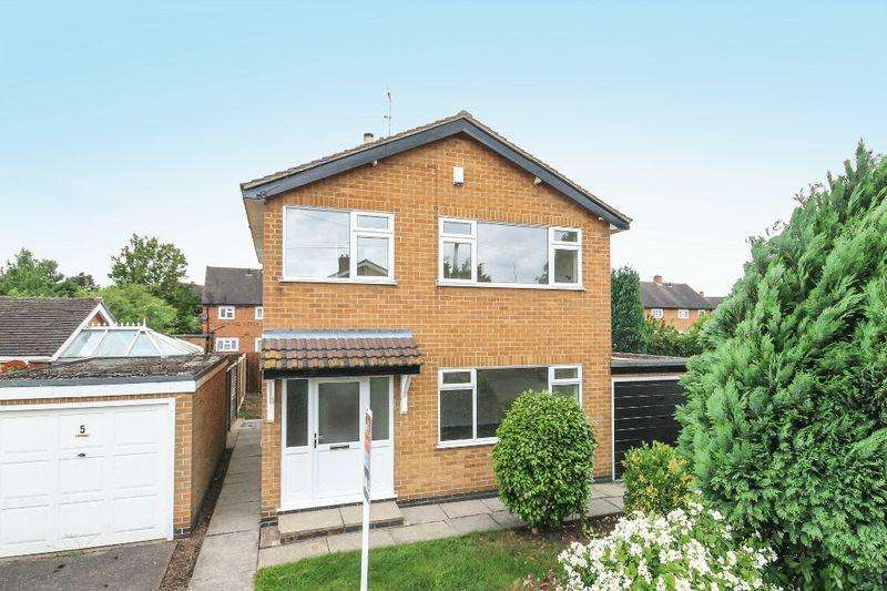 3 Bedrooms Detached House for sale in ELLASTONE GARDENS, ALVASTON