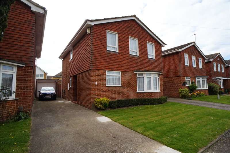 4 Bedrooms Detached House for sale in The Downage, Gravesend, Kent, DA11