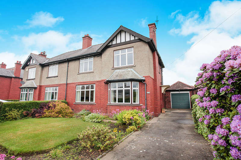 3 Bedrooms Semi Detached House for sale in London Road, Carlisle, CA1