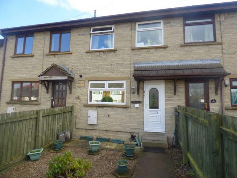 4 Bedrooms Terraced House for sale in Longfield Avenue, Golcar, HUDDERSFIELD, West Yorkshire, HD7