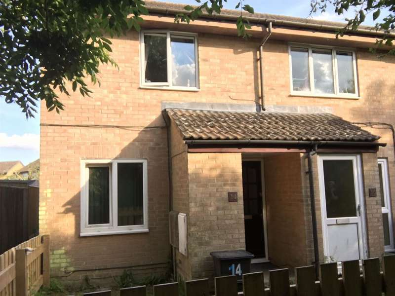 2 Bedrooms Property for sale in Bardsey Close, Woodshaw, Royal Wootton Bassett