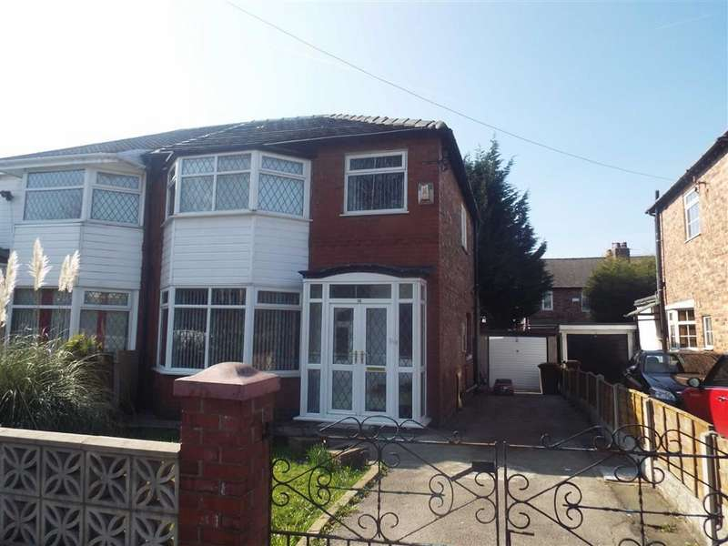 3 Bedrooms Property for sale in Bury Old Road, Prestwich