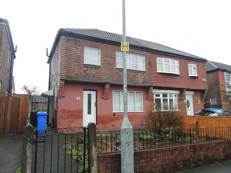 3 Bedrooms Semi Detached House for sale in St Kildas Avenue, Droylsden, Manchester