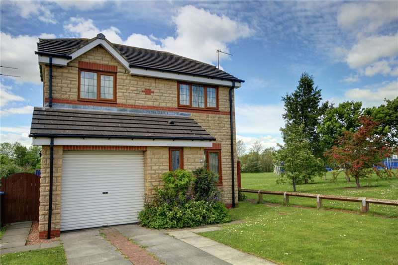 3 Bedrooms Detached House for sale in Parkfield, Coxhoe, Durham, DH6