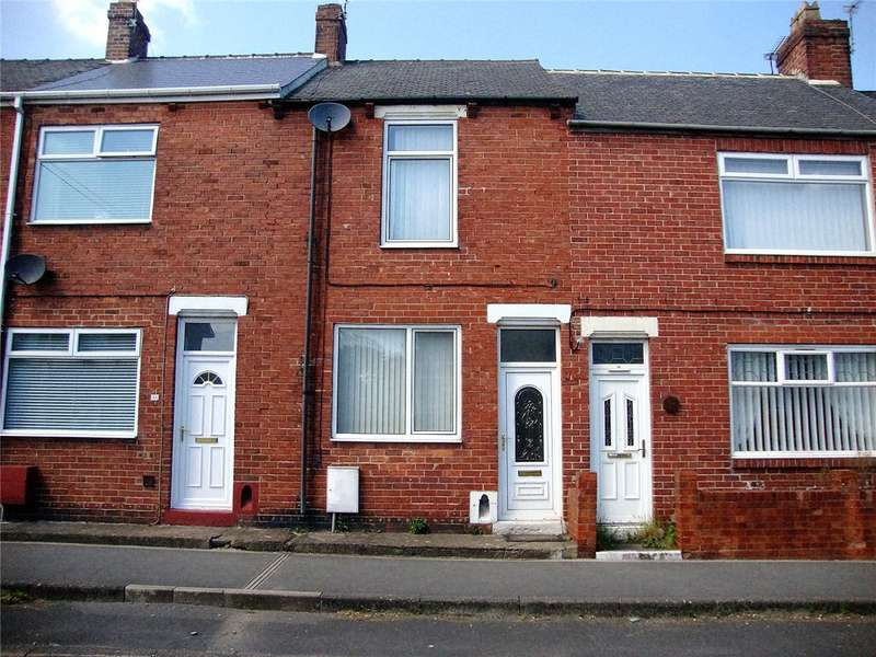 2 Bedrooms Terraced House for sale in Frederick Street North, Meadowfield, Durham, DH7