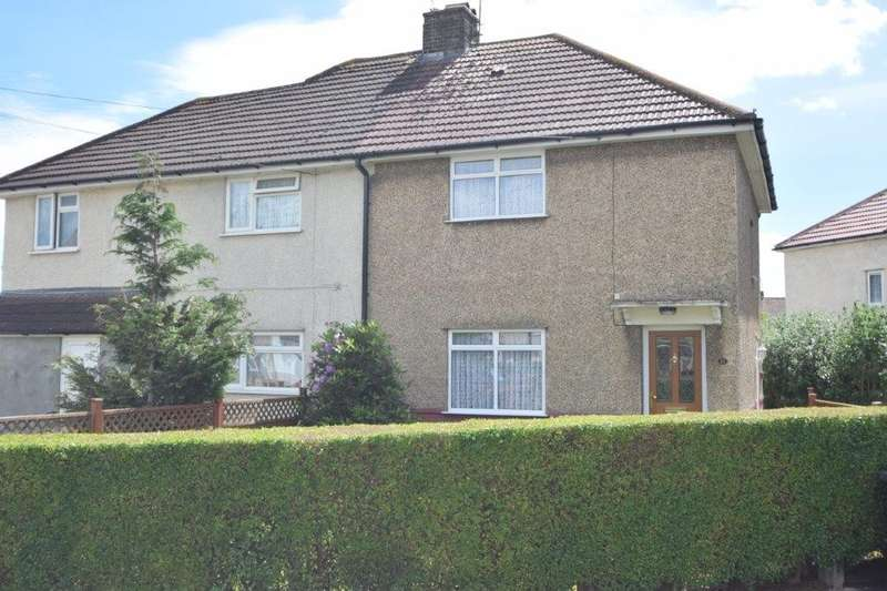 3 Bedrooms Semi Detached House for sale in Chester Road, Slough, SL1