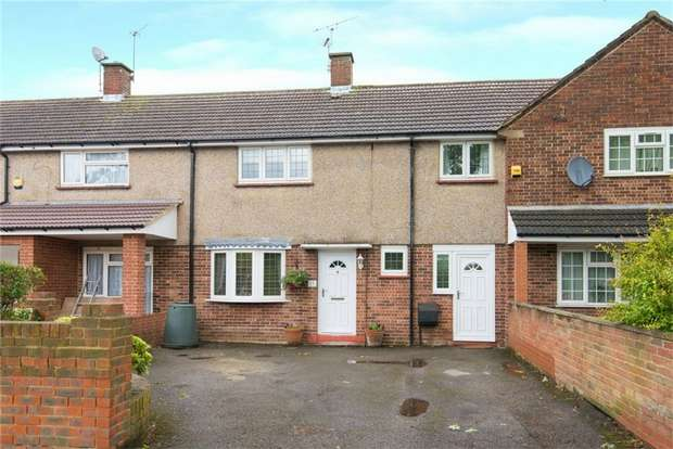 3 Bedrooms Terraced House for sale in 13 Knolton Way, Wexham, Slough, Berkshire