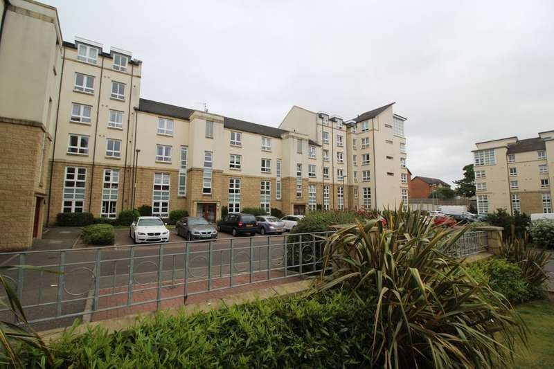 2 Bedrooms Flat for sale in Bethlehem Way, Edinburgh, EH7