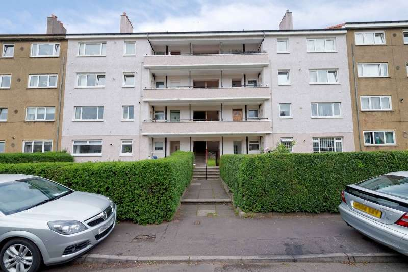 3 Bedrooms Flat for sale in Cherrybank Road, Merrylee, Glasgow, G43 2NH