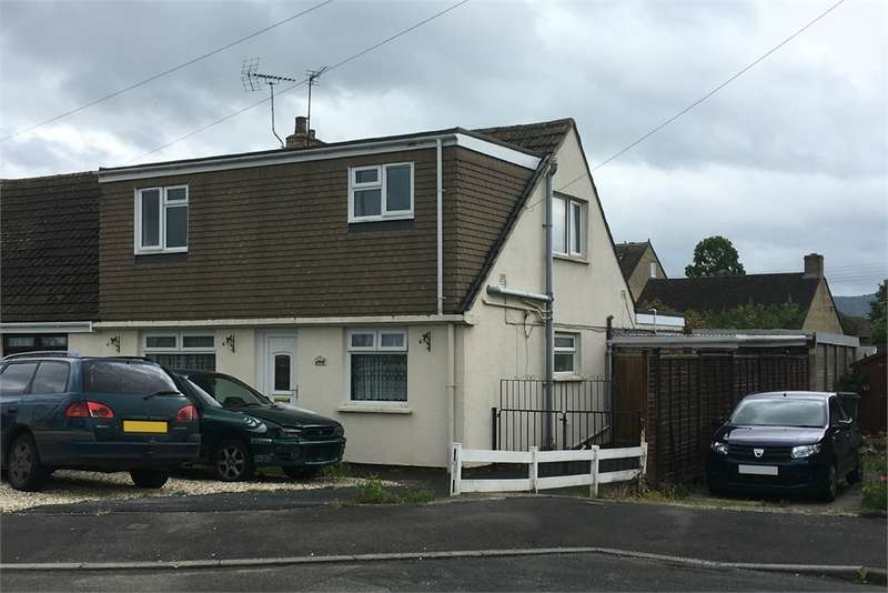4 Bedrooms Semi Detached House for sale in Ryelands Road, Stonehouse, Gloucestershire