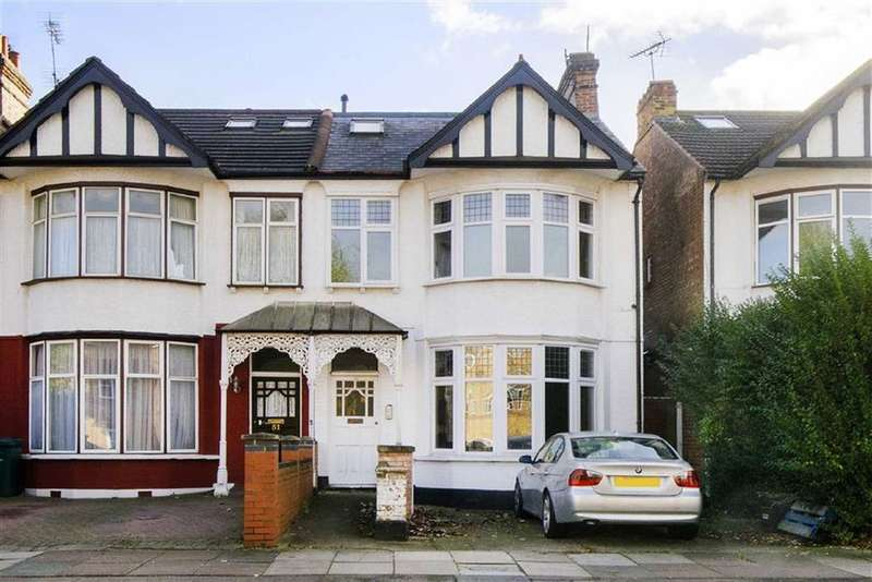 2 Bedrooms Ground Flat for sale in SOMERTON ROAD, CRICKELWOOD, LONDON, NW2