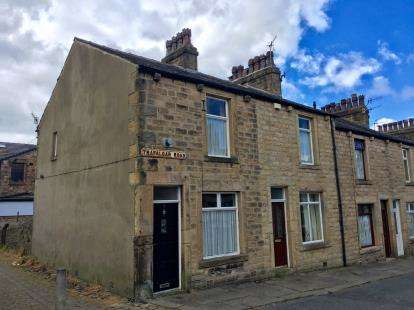 2 Bedrooms Terraced House for sale in Trafalgar Road, Lancaster, Lancashire, LA1