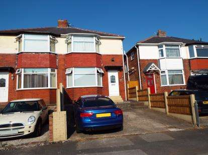2 Bedrooms Semi Detached House for sale in Edgehill Crescent, Leyland, PR25