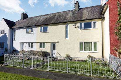 3 Bedrooms Terraced House for sale in Maes Hyfryd, Beaumaris, Anglesey, North Wales, LL58