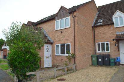 1 Bedroom Flat for sale in Ferry Gardens, Quedgeley, Gloucester, Gloucestershire