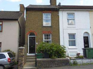 2 Bedrooms End Of Terrace House for sale in Melville Road, Maidstone, Kent, .