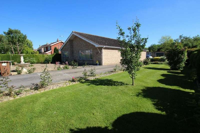 4 Bedrooms Detached Bungalow for sale in Back Road, Gorefield