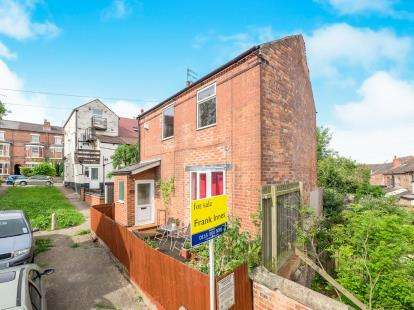 1 Bedroom Flat for sale in Pennhome Avenue, Sherwood, Nottingham, Nottinghamshire