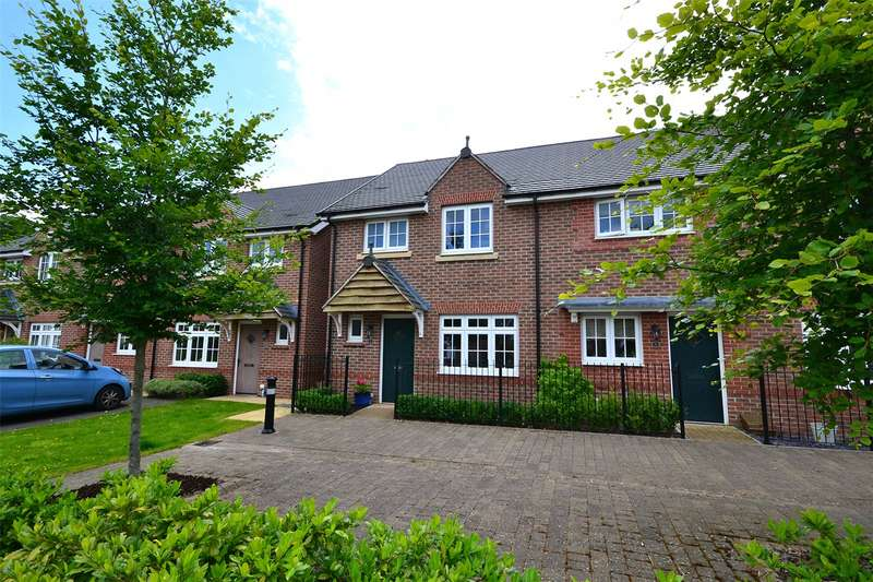 3 Bedrooms End Of Terrace House for sale in Flycatcher Keep, Jennett's Park, Bracknell, Berkshire, RG12