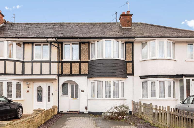 3 Bedrooms Terraced House for sale in Minehead Road, Harrow, HA2
