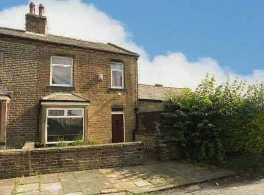 3 Bedrooms Terraced House for sale in Eversley Place, Halifax, West Yorkshire, HX2 7QB