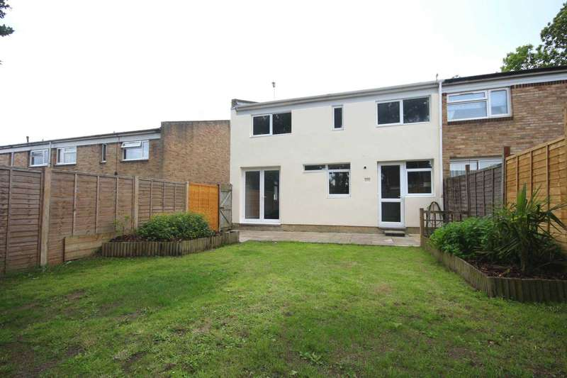 3 Bedrooms End Of Terrace House for sale in Welbeck, Bracknell