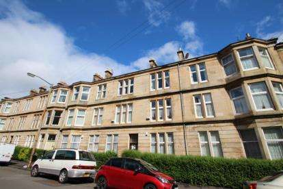 3 Bedrooms Flat for sale in Keir Street, POLLOKSHIELDS, Glasgow