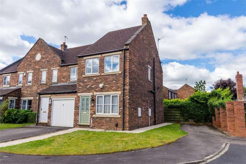 2 Bedrooms Semi Detached House for sale in Kerrside, Shipton Road, York