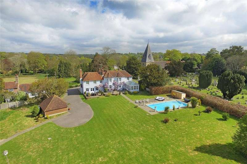 5 Bedrooms Unique Property for sale in Chailey Green, Nr. Lewes, East Sussex, BN8