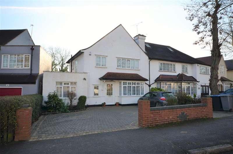 4 Bedrooms Semi Detached House for sale in Oakington Avenue, Wembley, Middlesex, HA9 8HZ