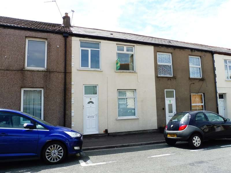 2 Bedrooms Flat for sale in Agate Street, Cardiff