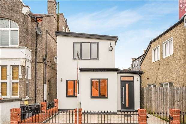 1 Bedroom End Of Terrace House for sale in White Cottage, Moyser Road, LONDON, SW16
